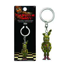 Funko Five Nights At Freddy's Springtrap Figure Keychain NEW Toys Collectibles