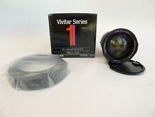 Vivitar Series 1 28-105mm/f3.8 Macro 1:6.8x Lens for Pentax PK/ Ricoh