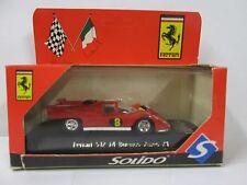 Solido Ferrari 512 M Buenos Aires 71 NIP