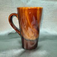 "Sakura Port of Call Tortoise Shell 5 7/8"" Coffee Mug Tea Cup Pottery Ceramic"