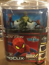 Heroclix TabApp The Amazing Spider-Man Set For Clix Game With Lizard