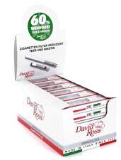 David Ross Zigarettenfilter 36 x 10 Stück Nikotinfilter Zigarettenspitze Filter
