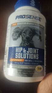 Pro-Sense Plus Fast Strength Hip & Joint Solutions for Small and Medium Dogs