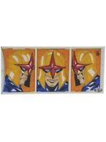 2014 Marvel Premier Nova Sketch Card Erik Reeves Upper Deck UD 3-Panel Hinge 1/1
