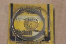 NEUF & ORIGINE : Segments YAMAHA 4V1-11601-01 STD pour YZ 80 de 1981