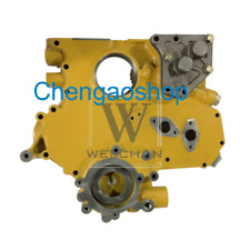 1PC OIL PUMP 178-6539 1786539 FOR CATERPILLAR CAT Excavator E320C E318C #Q05C ZX