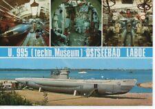 AK Laboe U 995 techn. Museum ( A 2895-19 )