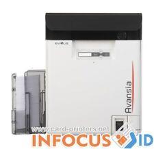 Ethernet (RJ-45) ID Card Printer Dye Sublimation Printers