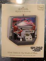 Star Trek Hallmark Keepsake Ornament Star Trek II The Wrath of Khan 2007