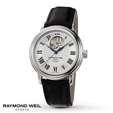 RAYMOND WEIL Maestro Silver Dial Men 2827-STC-00659