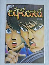 Elflord  Vol. 2  No. 6 March 1987 Aircel Publishing 1st Canadian Print NM- (9.2)