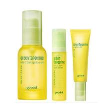 Clio Goodal 70% Green Tangerine Vita C Dark Spot Serum 2 + Cream 3pc Set MI Kore