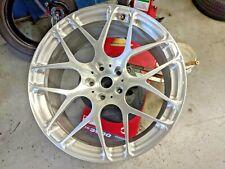 Set of 4 20X9 HRE I1L ET30 Aluminum Performance Wheels