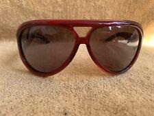 Genuine  Christian Dior  AVIADIOR Sunglasses Brown Great condition
