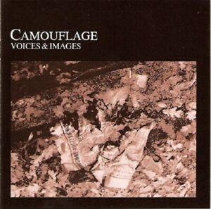 Camouflage Voices & Images LP
