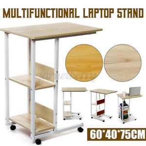 Computer Mobile Tables Stand Office Sofa Laptop Snack Coffee Over Bed Lazy Desk