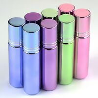 10ml Roll or roller On Glass Bottle Empty Aromatherapy Essential Oil & Perfume