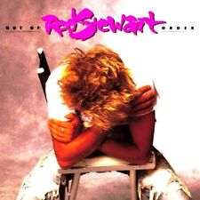 LP - Rod Stewart - Out Of Order (POP) SPANISH EDIT MINT