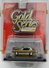 1969 DODGE SCAT PACK CONV SUPER BEE CORONET BOYS GOLD JL JOHNNY LIGHTNING MOPAR