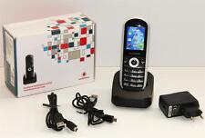 Mini HUAWEI F612E GSM Desbloqueado 3G Desktop Wireless Office Hogar SIM teléfono móvil