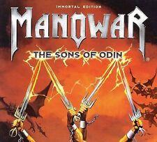 Manowar - The Sons of Odin/Ltd. (CD-EP + DVD) .