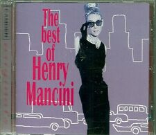 CD BEST OF BOF / OST 24 TITRES--HENRY MANCINI--THE BEST OF HENRY...