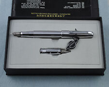 No Box!  Duke 209-1 Steel Calligraphy & Fountain Pen Set With 2 Nibs Without Box