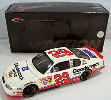 2001 Action/RCCA 1:24 KEVIN HARVICK #29 MAKE A WISH CWB/2292 Rookie Stripes!