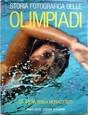 James Coote, Storia fotografica delle Olimpiadi, Ed. Accademia, 1972
