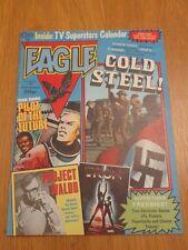 EAGLE 1ST JANUARY 1983 BRITISH WEEKLY IPC MAGAZINE