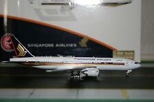 Phoenix 1:400 Singapore Airlines Boeing 777-200 9V-SRJ 'Jubilee' (PH4SIA1310)