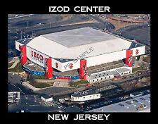 NJ - IZOD CENTER - Travel Souvenir Fridge Magnet