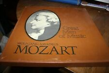 All Time Life Records: Great Men of Music   Mozart  4 records