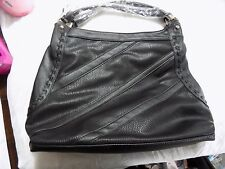 MKF Collection Women's Pre Loved Most Wanted Handbag - Black
