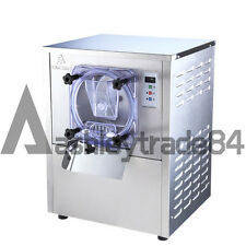 Commercial Hard Ice Cream Machine 20L/h Stainless Steel Ice Cream Maker 220V