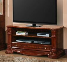 Elizabeth Luxury Italian WALNUT Radica TV Unit