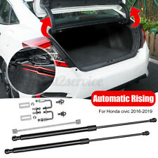 For Honda Civic Sedan 4 Dr 16+ Hood Damper Lift Strut Shocks Gas Support Spring
