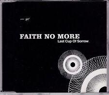 **Promo CD** Faith No More - Last Cup Of Sorrow Rare 1991 (1 Track)