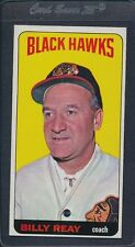 1964/65 Topps #038 Billy Reay Blackhawks EX *80