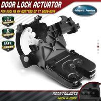 Audi A3 A4 TT Q Q7 05-14 Hatch Lock w//Micro Switch Genuine 8P4827505D NEW