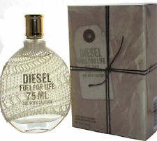 Diesel Fuel for Life by Diesel 2.5 oz/75 ml EDP for Women - New in Box