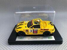 Mazda MX5 Championship 2010 1st Place Rob Boston 1/32 Scale Slot Car PCS Pendle