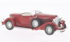Whitebox WHT069 - Auburn Boat Tail roadster rouge - 1933  1/43