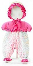 """Madame Alexander # 52255 Baby Doll Flower Romper Outfit fits 12- 14"""""""