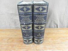 DEZOBRY BACHELET Dictionnaire de Biographie 2 FORTS VOLUMES Delagrave 1880