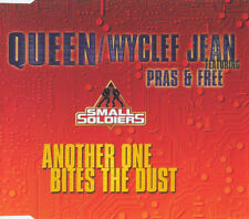 """QUEEN /WYCLEF JEAN-""""Another One Bites The Dust""""- Small Soldiers- Brand New CD"""