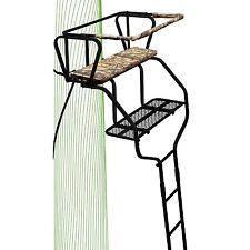 Sniper Treestands The Scout Ladder Stand 18', STLS41
