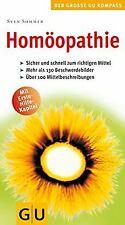 Homöopathie. Großer GU Kompass von Sommer, Sven | Buch | Zustand sehr gut