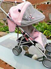 Silver Cross single doll pushchair