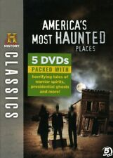 History Classics: America's Most Haunted Places [New DVD] Boxed Set